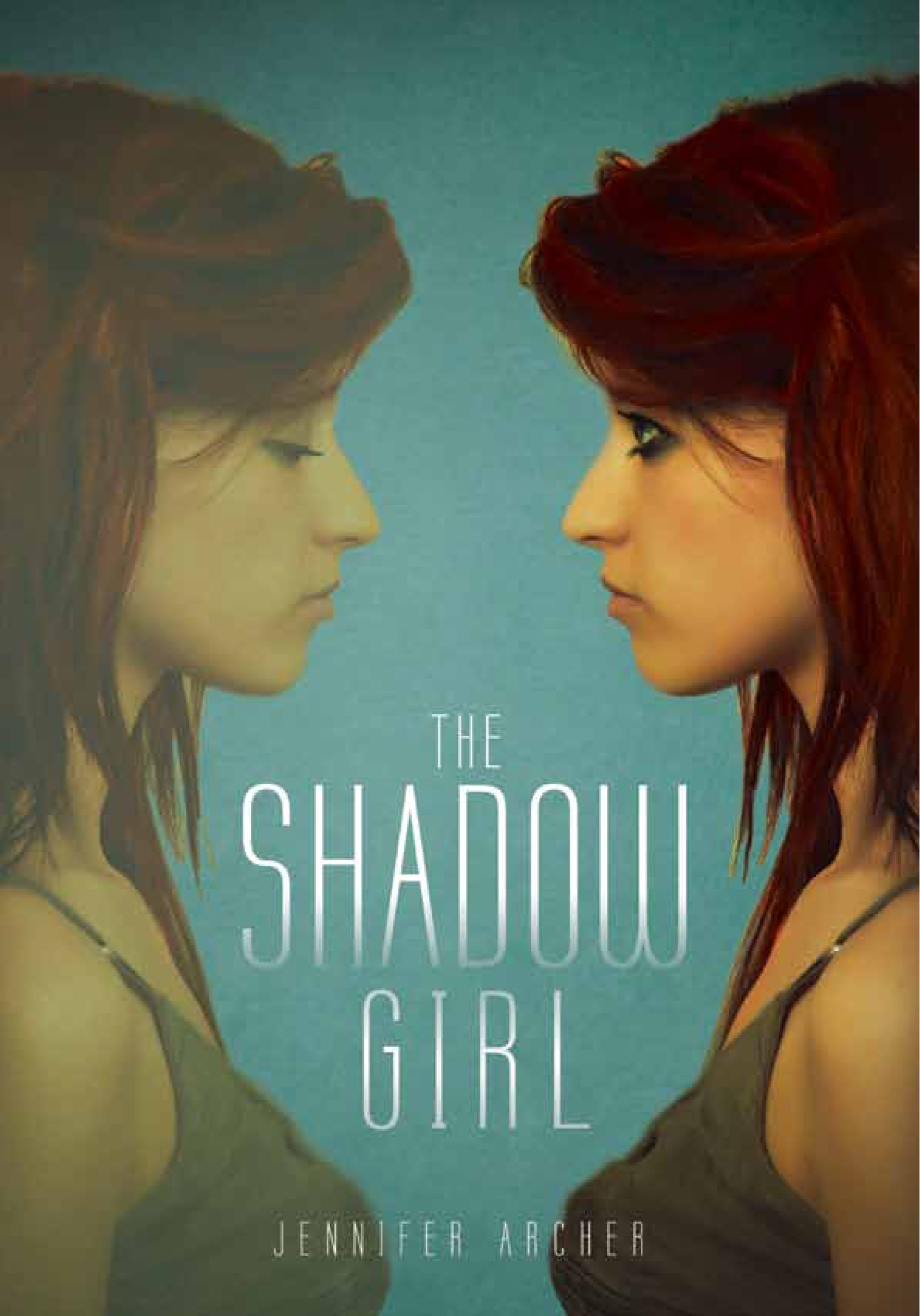 Shadow Gir Book Cover