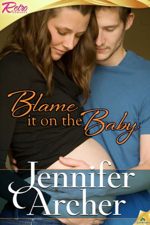 Blame It On The Baby Book Cover