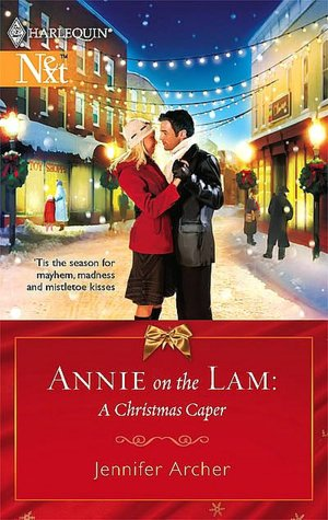 Annie On The Lam Book Cover