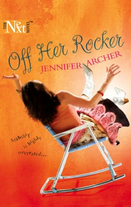 Off Her Rocker Book Cover