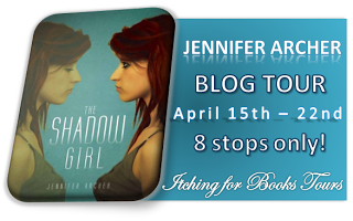 The Shadow Girl Itching For Books Blog Tour